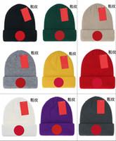 Vente chaude Luxurys Hight Quality Canada Hommes en laine chapeau tricoté classique Sports Skull Casquettes Femmes Haut-de-plan Casual Chaud Gorros Bonnet Bonnet Goos
