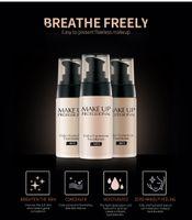 Hot Selling LAIKOU Foundation Makeup Base Face Cream Liquid Foundation Concealer Moisturizer Oil control Waterproof Maquiagem 40g