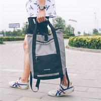 حقيبة الظهر عادية للمدرسة الرجال والنساء الأصل الإقامة Ulzzang كلية نمط الطلاب شخصية المدرسية الأزياء حقيبة C1111