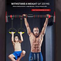 Kapı Yatay Steel 500kg Ev Havuz Egzersiz Çene Çekme Yukarı Eğitim Bar Sport Spor Sit-up Ekipmanları Heavy Duty Yukarı itmek Barlar