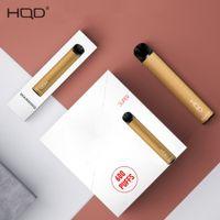 HQD Super Disable Vape Pen 600Puffs 3.0ml Pods Starter Kit Cartucho 400mAh Bateria Vapor Dispositivo E Cigarro Barras Vaporizador 100% Original