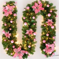 4maufacturers direct Christmas cane 2. 7 meters encrypted Chr...