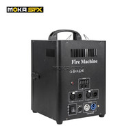 Dual-WiTe Flame Machine DMX Wireless Fire Machine Spray 2-4 метра DJ Stage Effect Projector Concept Bar двойная головка пламени