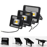 Nuovo arrivo 30W 50W 100W LED luci di inondazione per esterni Ligraggio impermeabile LED Proiettori Paesaggio illuminazione AC 85-265V