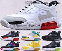 رجل ماكس عارضة الرجال النساء الأحذية zapatos 38 scarpe jumpman 200 كلاسيكي الأطفال zapatillas حجم الولايات المتحدة 11 EUR 45 أحذية رياضية تشغيل المدربين