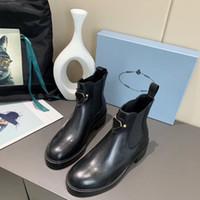 NEW Top Flamingo Medaille schnüren sich oben Schuhe kurze Stiefel der Frauen der Frauen hohe Absätze Leder Designer Frauen