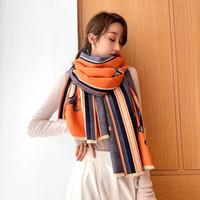 Sarar Yeni Moda Kış Eşarp Kadın Kaşmir benzeri Sıcak Fular Bayan Atkılar Kalın Yumuşak Büfanda Şallar