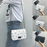 No Nonenname-Null Hot Women Ladies Pelle Catena Cross Body Messenger Side Bag Diamond Spalla Borsa da sera Borsa
