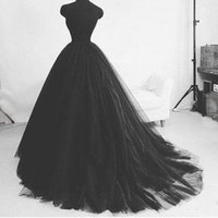 أسود تول الطابق طول الرسمي الكرة بثوب التنانير 2020 مخصص الأزياء الزفاف خمر التنانير الطويلة أنيقة تول underskirt1