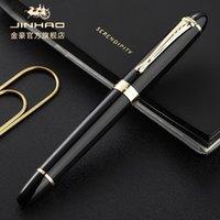 Stylo plume stylo jinhao 450 encre de haute qualité Caneta Tinteiro Pluma Fuente Cadeau de bureau Noire School de luxe