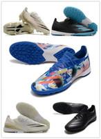 2020 أعلى جودة أحذية الرجال لكرة القدم X GHOSTED.3 TF كرة القدم المرابط X GHOSTED.1 FG AG أحذية كرة القدم جديد وصول