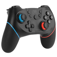 NS-Switch Pro Game Console Gamepad jeu Bluetooth Joystick Contrôleur 6-Axe Gyro Gyro Sans Wireless Pad pour Nintendo Switch Y1220
