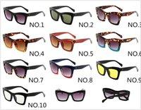 New Mulheres óculos de sol de verão das senhoras do gato dos olhos Oculos De Sol marca de moda óculos de sol Óculos de sol 41399 frete grátis