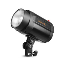 GODOX 160WS 160W Pro Photographie d'éclairage Lampe frontale Photo Studio Speedlite Strobe Light 220v / 110v