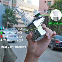 G9 SOC E 네일 키트 정통 100 % Greenlightvapeas 온도 제어 왁스 컨테이너 오일 ENail 드라이 허브 기화기 2800mAh 유리 물을 살짝 조작 도구