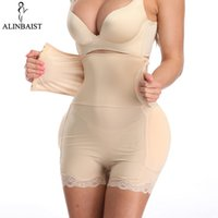 Intimo Donna Body Shaper Butt Lifter Fajas Colombianas pancia Tucker Shaper Hip Enhancer 4 Spugne Body Intimo Plus Size