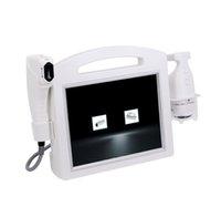 3 В 1 1 HIFU Лифт Лифт кожи Утягивание Hifu Липозоновая машина для похудения 12 линий 20000 Снимки 3D 4D Hifu Машина