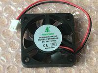 Envío gratuito para FONSONING 4010 24V 0.1A FSY40S24M ventilador de refrigeración
