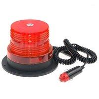비상 조명 4 인치 돔 12 LED 자석 마운트 건설 차량 자동차 경고 스트로브 라이트 비콘 깜박이 Lights1