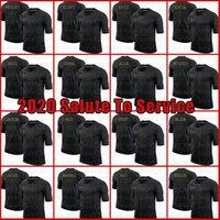 Black 2020 Saudação para Serviço Patrick Mahomes 28 Tom Brady Josh Josh Jacobs Allen Jerddd Cam Newton 3 Russell Wilson Stefon Diggs Lamar Jackson