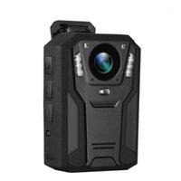 Boblov 1296p corpo desgastado câmera 32g / 64g 9h gravação gravadora de vídeo wearable para segurança guarda noite visão mini camera1