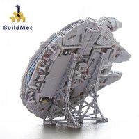 05007 estrelas estrelas figuras de ação Chu Baggio espaço Millennium nave espacial compatível lepining spacecraft blocos de construção brinquedos presentes C01199