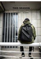 حقيبة الظهر HBP Sacoche أوم أكسفورد الغزل حقيبة متعددة الوظائف حزمة الفردية طالب المدرسة الثانوية والنساء