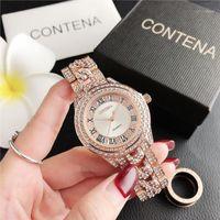 Armbanduhren luxus volle diamant männer armband explosion modell fabrik direkte genehmigung1