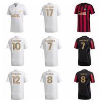 FC Atlanta United Soccer Jersey 8 Ezequiel Barco 7 Josef Martinez 20 Emerson Hyndman 10 Pena Martinez Laurence Wyke 2020 Camisa de Futebol Kits