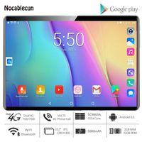 Tablet-PC Ultra Slim 10-Zoll-Octa-Kern 2 GB RAM 32GB ROM 2.5d Temperiertes Glas 5.0M Kamera Android 9.0 10.1 WIFI1