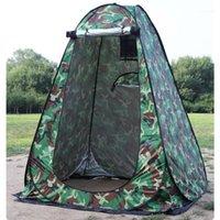 Nouvelle salle de douche extérieure portable Changement de salle de couture Camping -Up tente tente robe d'abri plage Confidentialité Tente toilette avec sac1