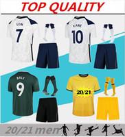 Maillot de football KANE Ensembles pour adultes ensembles 2019 LAMELA ERIKSEN maillots DEURS SPURS 18 18 uniformes de maillot de football