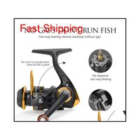 2020 Yeni Balıkçılık Reel AK 500 İplik Makara Max Drag 5 KG Yok Boşluklar 136g Süper Işık Daha Güç Yüksek Kalite Mini UOF ABC2007