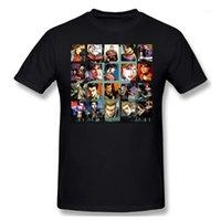 Camisetas para hombres Residentes Evil Zombie Game Hombre Tops Humorístico Algodón Tees Código Veronica X T Shirts Ropa Cuello redondo Idea de regalo1
