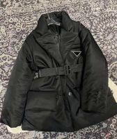 20FW Veste vers le bas Parkas Manteau d'hiver avec style Betl Corset Lady Jackets Slim Fashion Pocket intransportables Réchauffez Manteaux Taille S-L