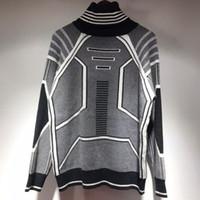 ЕС размер мужской свитер костюм с капюшоном повседневная мода цвет полоса полоса печать США размер высококачественный дикий дышащий с длинным рукавом HM футболки HM D5