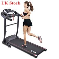 Bourse UK Bourse de course électrique Pliant Machine de marche motorisée motorisée pour une utilisation numérique équipement de gym portable pour la remise en forme