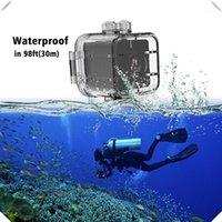 Mini-Kameras SQ12-Kamera HD Tauchen Nachtsichtbewegung Kleine wasserdichte 1080p Recorder1