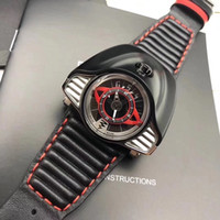 50mmx54mm Big Guy COOL Herrenuhr Herren Armbanduhr Automatische GT GT001 Designer Design Uhren Wasserdichte Rennsport Super Sport Auto