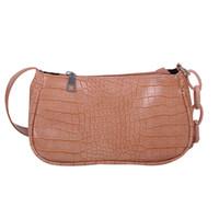 HBP المرأة حقائب عارضة الاكريليك سلسلة سيدة بو الجلود اليومية الكتف حقائب الشباب السيدات السيدات بسيطة تنوعا حقيبة الوردي