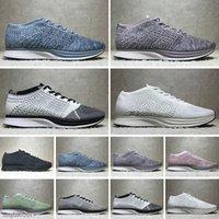 Бесплатная доставка высочайшее качество летающие гонщики кроссовки для женщин мужчин обувь легкий дышащий спортивные наружные кроссовки