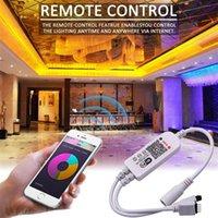 5M RGB 5050 Waterdichte LED Strip Light SMD 44 Key Remote Wifi Draadloos Licht