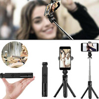 Bluetooth Selfie Stick Tripod with Wireless Remote Control S...
