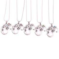 Ожерелья кулон Ом Йога Ожерелье Мандала Ганеш слон индуистский талисман змеи цепи ожерелье1