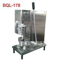 Ice Cream Making Machine BQL-178 Fruit Swirl  Yogurt Mixer Approved EC 220V 110V Tap Water Mixing (valve) Self-cleaning1