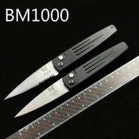 Benchmade BM1000 Otomatik Bıçak EDC Taktik Survival Cep Bıçaklar S30V Blade T6061 Alüminyum Alaşım Kolu
