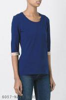 Kadın T-Shirt Yeni Tasarım Yarım Kollu Pamuk O-Boyun T-shirt Moda Marka Ekose Bayanlar T-Shirt Siyah Beyaz Pembe Yüksek Kalite S-XXL