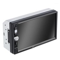 2 DIN-Autoradio-Audio-Stereo-MP5-Player-Unterstützung 7-Zoll-Bluetooth-Presse Screen1