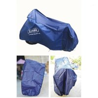 غطاء دراجة نارية عالمي داخلي حامي في الهواء الطلق ل سكوتر دراجة نارية للماء كل موسم المطر الغبار غطاء الغبار 1