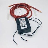 отработанное масло горелки керамические иглы зажигания 220 высокого давления импульсного напряжения для воспламенитель топлива горелки керамический электрод воспламенителя